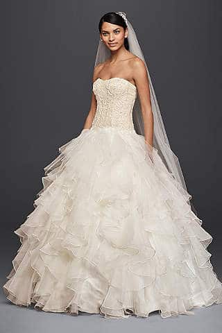 Need to Know: Ball Gown Wedding Dress