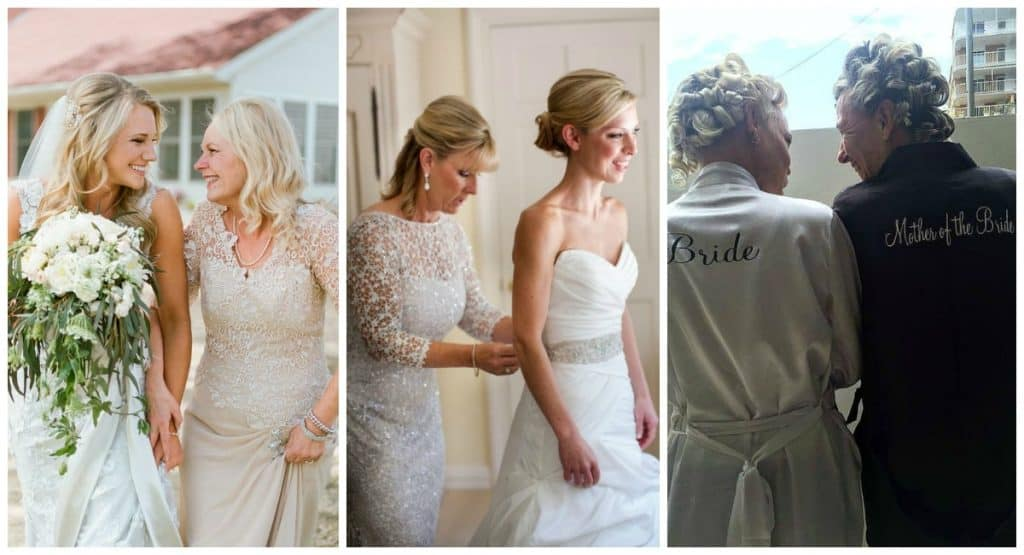 Help Your Mom Feel Special on Your Wedding Day