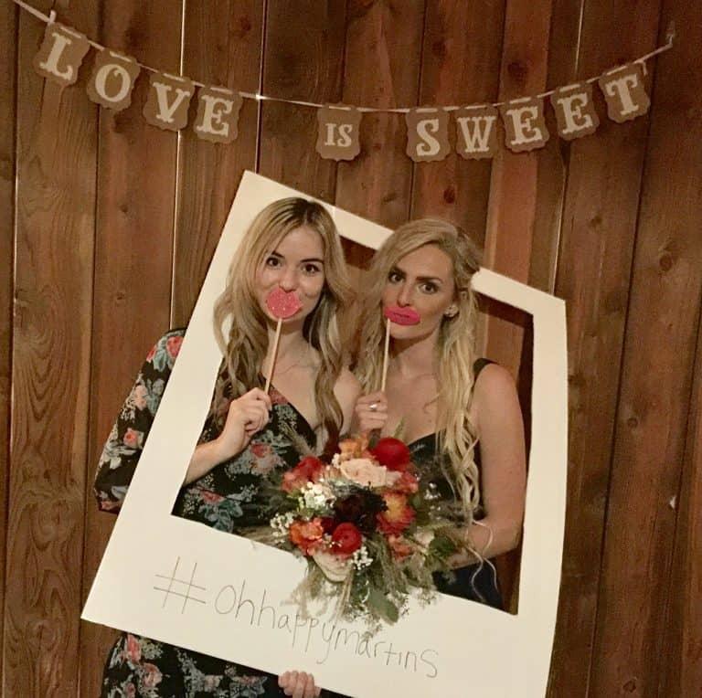 Memories from an October wedding