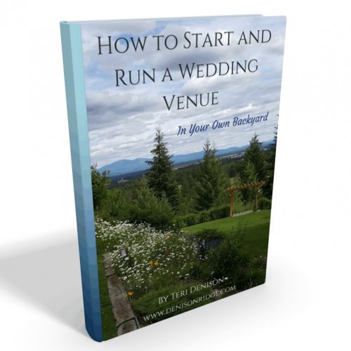 Ebook | How To Start And Run A Wedding Venue in Your Own Backyard