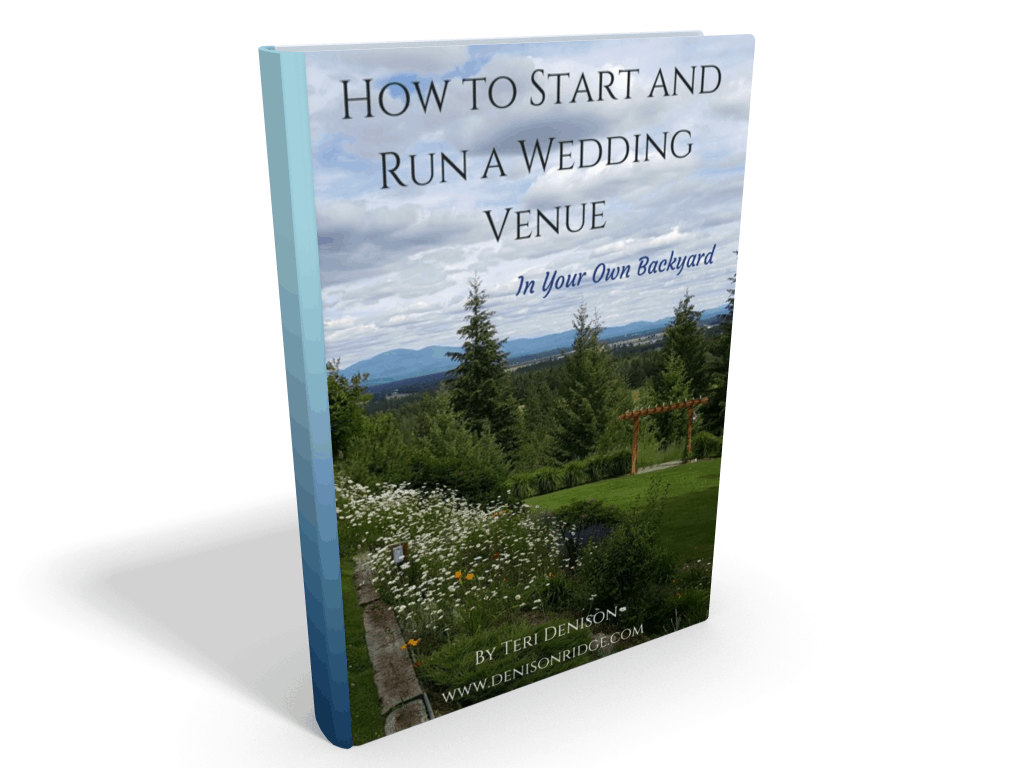 how to start and run a wedding venue