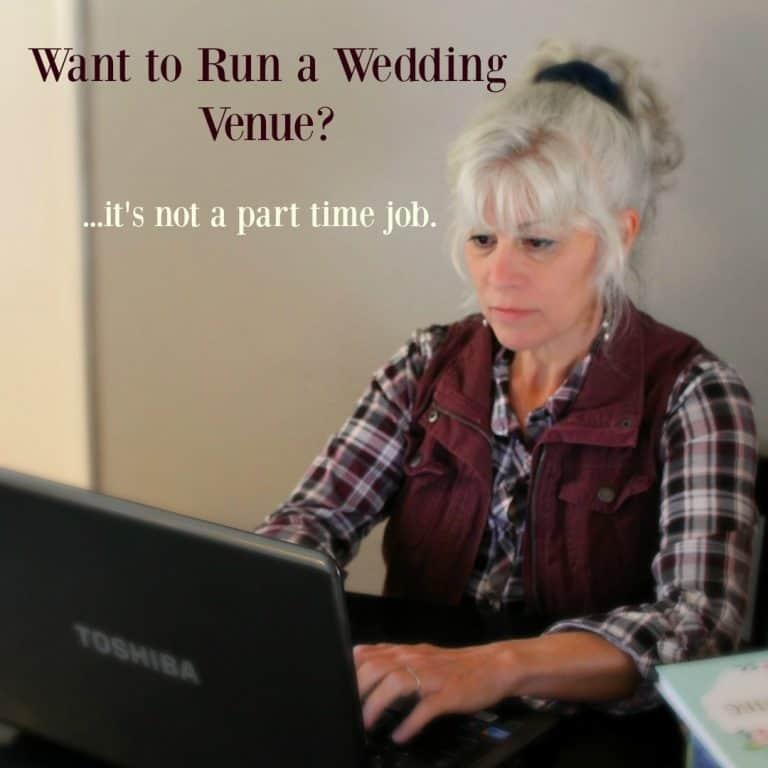 Want to Run a Wedding Venue?