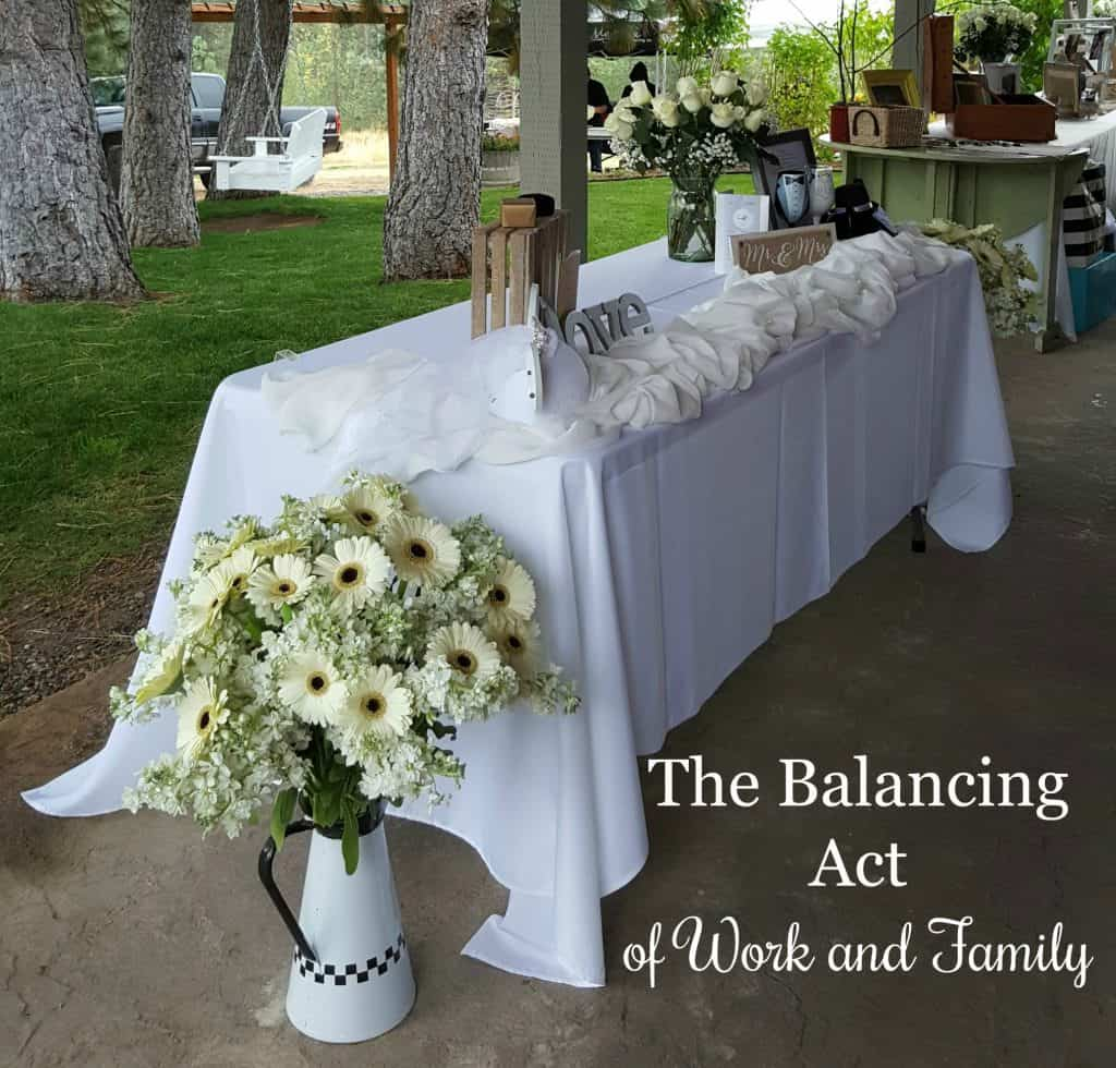 The Balancing Act of Work and Family