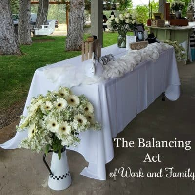 HB: 012 The Balancing Act of Work and Family