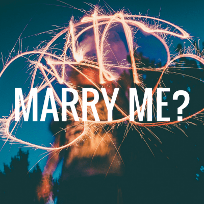 Proposal Ideas That Are Fun for Both the Bride and the Groom