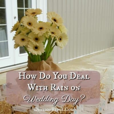 HB: 018 How Do You Deal With Rain on Wedding Day?