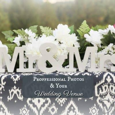 HB: 020 Professional Photos & Your Wedding Venue