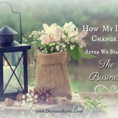 HB: 028 How My Life Changed After We Started the Business