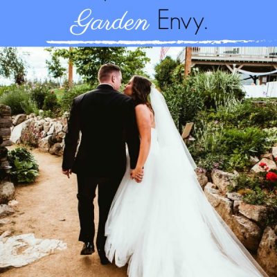 Easy, 5 steps to flower garden envy