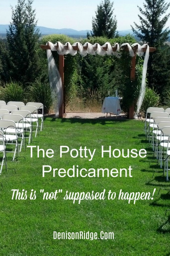 The Potty House Predicament