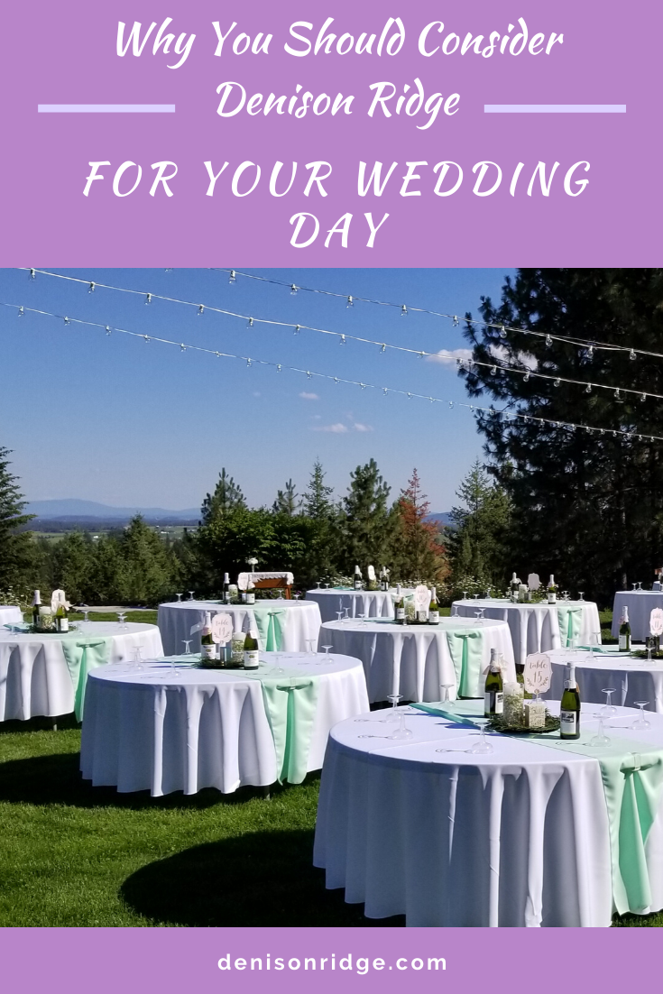 Why You Should Consider Denison Ridge for Your Wedding Day
