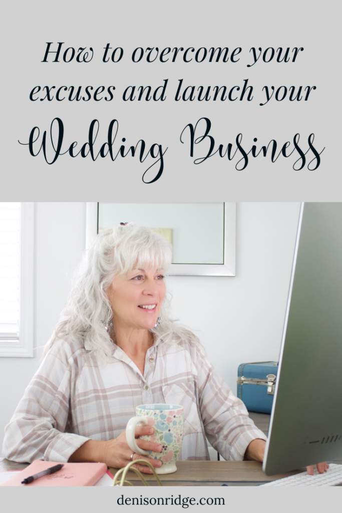 Another Excuse, or Action - Reach Your Venue Goals
