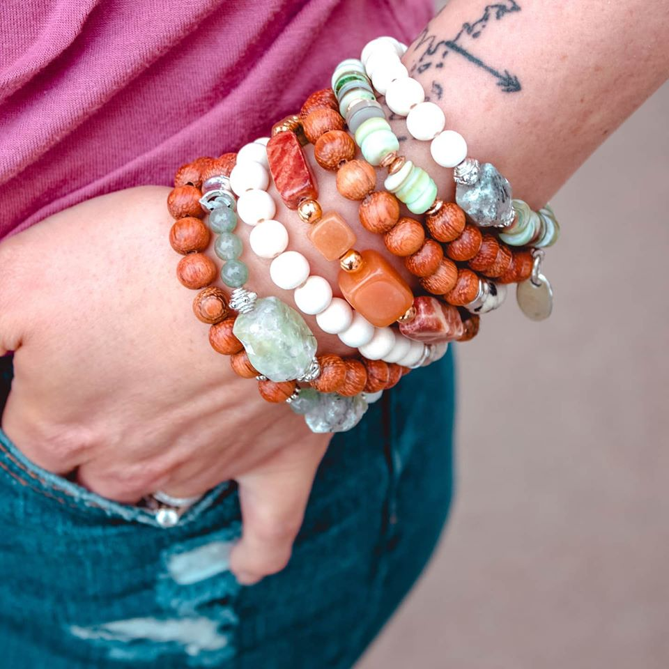 Arm Candy for Bridesmaid Gifts