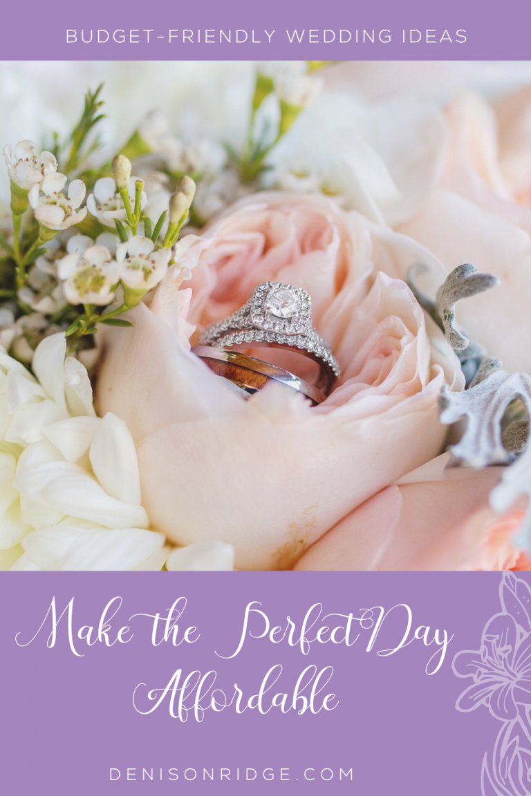 Budget-Friendly Wedding Ideas to Make the Perfect Day Affordable